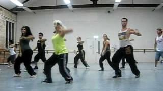 'womanizer' britney spears. Choreography by Jaz Meakin.
