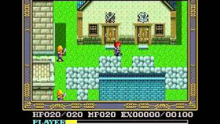 Let's Play - Ys 4: Mask Of the Sun - Part 2: Romunn Parole Officers