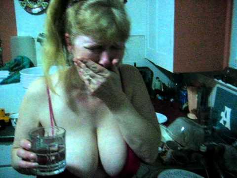 170 proof shot drunk milf wife