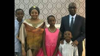 Gumsu Sani Abacha & Husband Celebrate Their 18th Wedding Anniversary