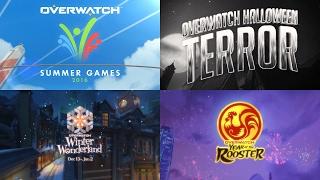 Overwatch: Seasonal Event Trailers