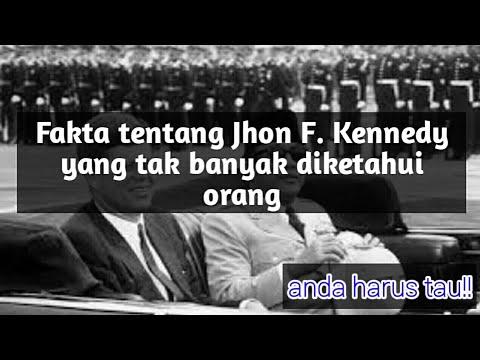 Fakta Jhon F. Kennedy yang mungkin tidak diketahui banyak orang!!