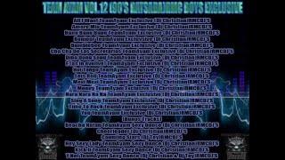 TEAM AYAM VOL.12 NONSTOP PROMOTIONAL ROXAS MIX CLUB DJ'S