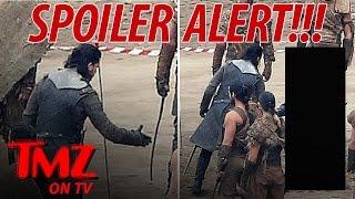 Jon Snow's New Ally Revealed in 'Game of Thrones' Set Pics (TMZ TV)