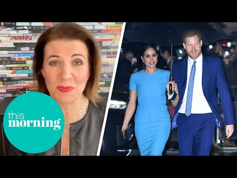 Journalist Calls Prince Harry & Meghan Oprah Interview 'An Insult' After Privacy Complaints