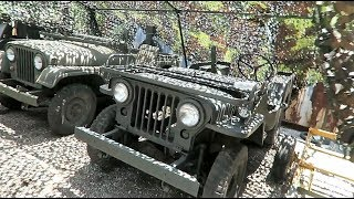 Vietnam US Military Vehicle Grave Yard in Thailand ! Vlog 300