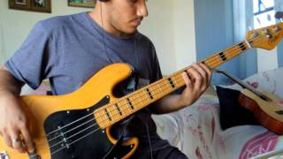 Pearl Jam - Alive [Bass Cover]