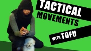 Tactical Movements K9 With Tofu *FUNNY*