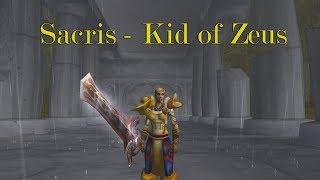 Sacris - Kid of Zeus | Paladin Vanilla PvP / RP