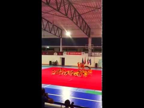 XXX encontro de ginastica cidade de Elvas - classe de formação