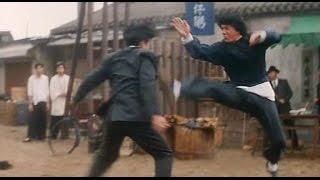 Epica pelea de Jackie Chan Drunken Master 2