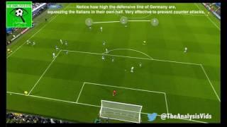 GERMANY SHAPE Vs ITALY - TACTICAL CAM