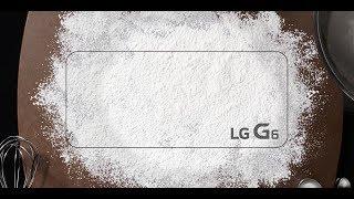 LG G6: Resistente al Polvo