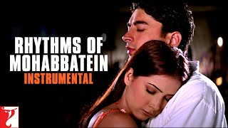 Rhythms of Mohabbatein (Instrumental)
