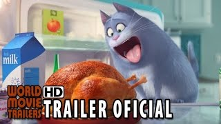 Pets - A Vida Secreta dos Bichos Trailer Oficial (2016) HD