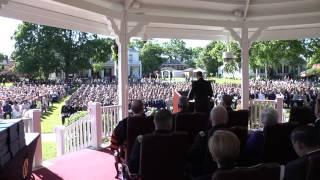 USAWC 2017 Graduation Highlights