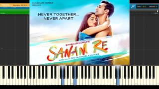 Sanam Re | MIDI | Tutorial | Jagrut Tandel