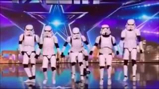 Sia - Cheap Thrills Ft  Sean Paul (Britain's Got Talent 2016)