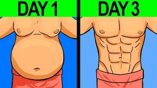 Lose Belly Fat in 3 Days with a Fasting Diet