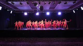 Ballet Daysha 1er Premio Tucumán Bellydance Fest 5