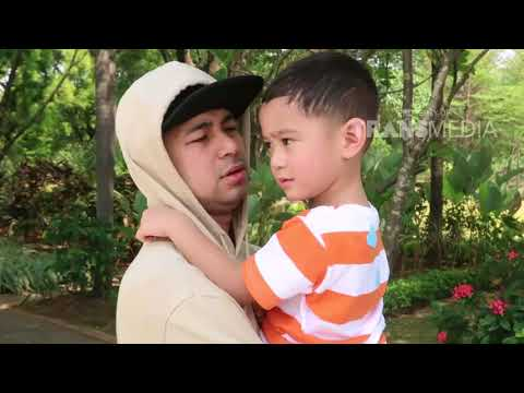 JANJI SUCI - Raffi Menemani Rafathar Shooting Iklan (9918) Part 1