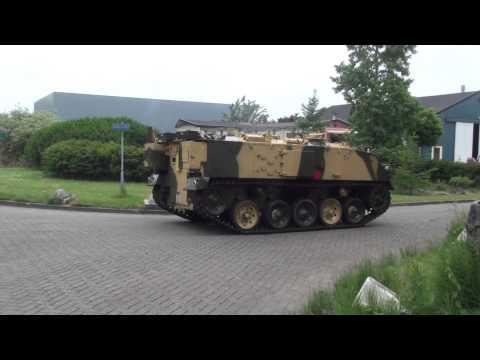 Tracked Vehicle AFV 432 Rolls Royce Diesel 240 PK