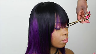 FULL HEAD BANG NO LEAVE OUT 2 METHODS, VERY DETAILED (JENNIFER CYNTHIA HAIR UK)