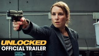 Unlocked (2017 Movie) Official US Trailer – Orlando Bloom, Noomi Rapace
