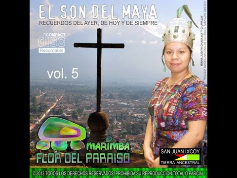 Marimba Flor Del Paraiso vol.5