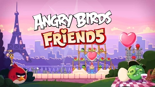 Angry Birds Friends - Love is in the air: Valentines 2017