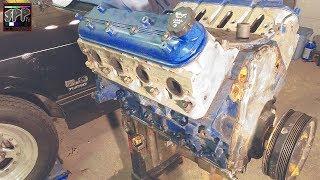 OUR 6.0 TURBO LS ENGINE EXPLODED! SH!THORSE ENGINE AUTOPSY   Junkyard LQ4 Tear down