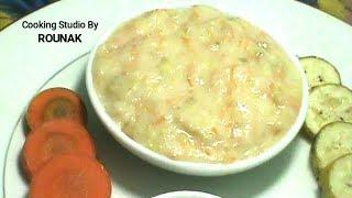 বাচ্চাদের ফলের পায়েস || ৬মাস-৪বছর বাচ্চাদের জন্য সবচেয়ে বেশী উপযোগী|| Tollders Recipes ||