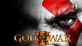 Twitch Livestream | God Of War 3 Part 1 [PS3/PS4]