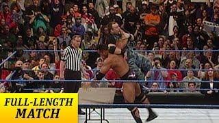 FULL-LENGTH MATCH - SmackDown - The Rock vs. Dudley Boyz - Tables Match