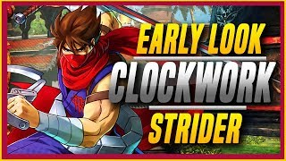 MVCI ➤ ClockWork's Strider and Gamora Compilation