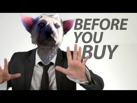 The Last Guardian Before You Buy