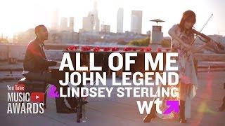 John Legend - All Of Me Video With Lyrics On Screen