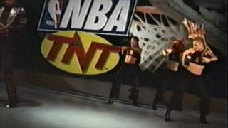nba on tnt 2000 promo commercial allen iverson james brown
