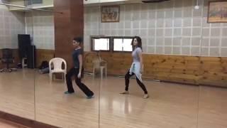 Ishq da sutta with sunny Leone rehearsal