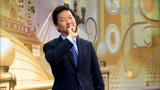Ken Jeong impersonates Johnny Carson on Windy City LIVE
