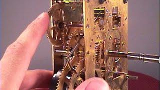 Antique Clock Repair course for a beginner how to learn clock repair