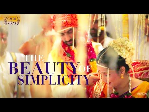 Maharashtrian Wedding Trailer -The Beauty of Simplicity | Gauri & Vikas