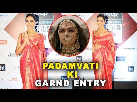 Xxx Mp4 Deepika Padukone Padmavati 39 S Grand Entry At Most Stylish Awards 2018 Red Carpet 3gp Sex