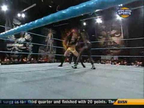 AJ Lee & Eve vs. Liviana & Naomi Night FCW 2.07.10