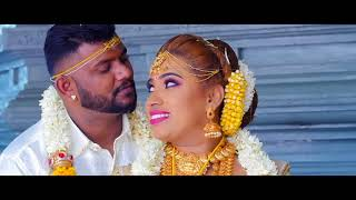 Malaysian Indian Wedding Highlights Of Paranjothy & Ambiga By Golden Dreams Gdu