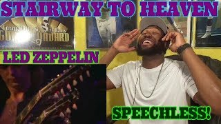 FIRST TIME HEARING | Led Zeppelin -  Stairway To Heaven Live -REACTION/REVIEW