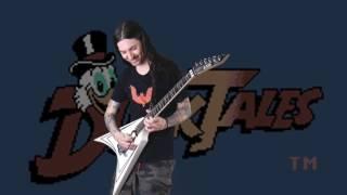 Ducktales - Moon Theme Meets Metal