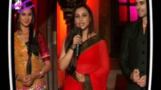 Rani Mukerjee launches Sanjay leela Bhansali's TV Serial ''Saraswatichandra''