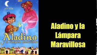 Cuentos Infantiles Clasicos Cortos en Español - Aladino y la Lampara Maravillosa