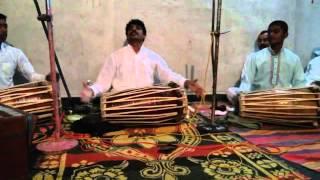 Dattatray Thakre Pakhawaj Trio (disciple of Pt. Manik Munde)